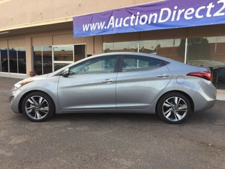 2015 Hyundai Elantra Limited FULL MANUFACTURER WARRANTY Mesa, Arizona 1