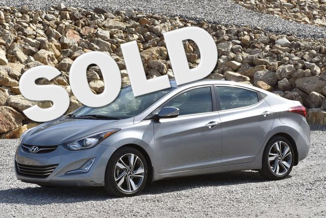 2015 Hyundai Elantra Limited Naugatuck, Connecticut