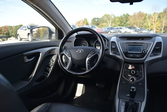 2015 Hyundai Elantra Limited Naugatuck, Connecticut 12