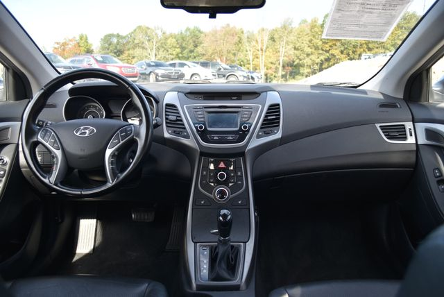 2015 Hyundai Elantra Limited Naugatuck, Connecticut 13