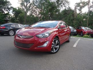 2015 Hyundai Elantra Limited. NAVIGATION. SUNROOF SEFFNER, Florida