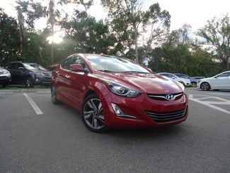 2015 Hyundai Elantra Limited. NAVIGATION. SUNROOF SEFFNER, Florida 11