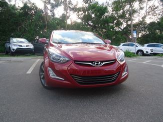 2015 Hyundai Elantra Limited. NAVIGATION. SUNROOF SEFFNER, Florida 13