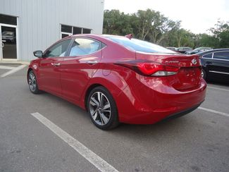 2015 Hyundai Elantra Limited. NAVIGATION. SUNROOF SEFFNER, Florida 14