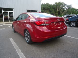 2015 Hyundai Elantra Limited. NAVIGATION. SUNROOF SEFFNER, Florida 15