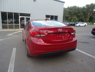2015 Hyundai Elantra Limited. NAVIGATION. SUNROOF SEFFNER, Florida 16