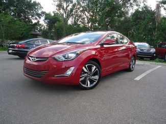 2015 Hyundai Elantra Limited. NAVIGATION. SUNROOF SEFFNER, Florida 6