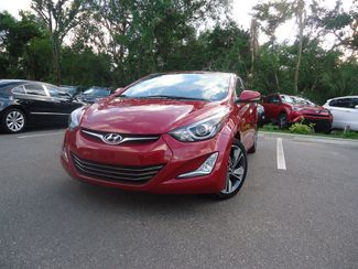 2015 Hyundai Elantra Limited. NAVIGATION. SUNROOF SEFFNER, Florida 8