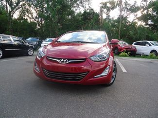 2015 Hyundai Elantra Limited. NAVIGATION. SUNROOF SEFFNER, Florida 9