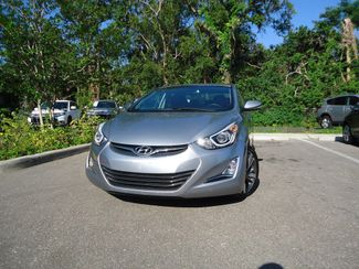 2015 Hyundai Elantra Limited ULTIMATE. NAVIGATION. SUNROOF SEFFNER, Florida