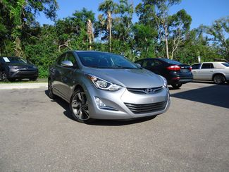 2015 Hyundai Elantra Limited ULTIMATE. NAVIGATION. SUNROOF SEFFNER, Florida 10