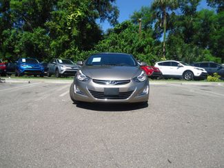 2015 Hyundai Elantra SE SEFFNER, Florida