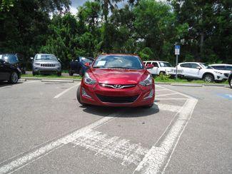 2015 Hyundai Elantra SE SUNROOF. CAMERA SEFFNER, Florida