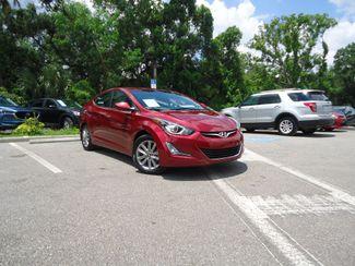 2015 Hyundai Elantra SE SUNROOF. CAMERA SEFFNER, Florida 9