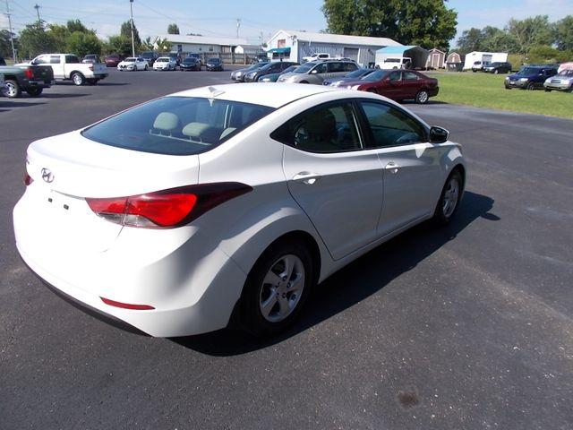 2015 Hyundai Elantra SE Shelbyville, TN 12