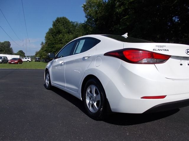 2015 Hyundai Elantra SE Shelbyville, TN 3