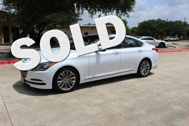 2015 Hyundai Genesis 3.8L Austin , Texas