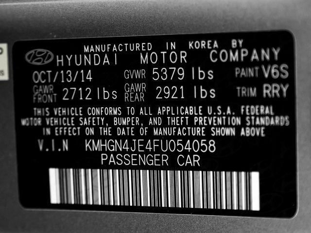 2015 Hyundai Genesis 3.8L Burbank, CA 26