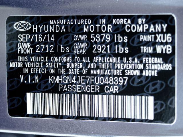 2015 Hyundai Genesis 3.8L Burbank, CA 42