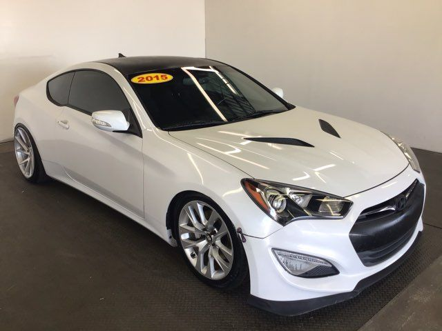 2015 Hyundai Genesis Coupe 3.8L Base
