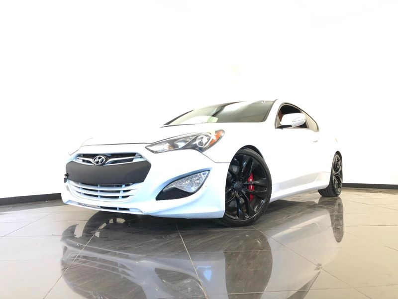 2015 Hyundai Genesis Coupe *Drive TODAY & Make PAYMENTS* | The Auto Cave in Dallas