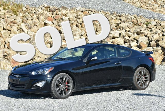 2015 Hyundai Genesis Coupe 3.8L Ultimate Naugatuck, Connecticut