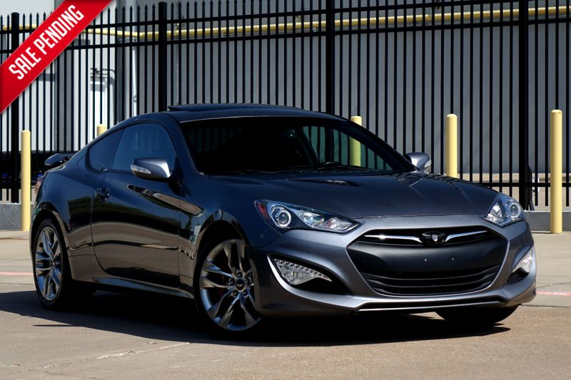 2015 Hyundai Genesis Coupe 3.8L Ultimate*Sunroof*Nav*EZ Finance** | Plano, TX | Carrick's Autos in Plano TX