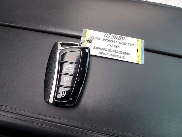 2015 Hyundai Genesis 3.8L Madison, NC 53
