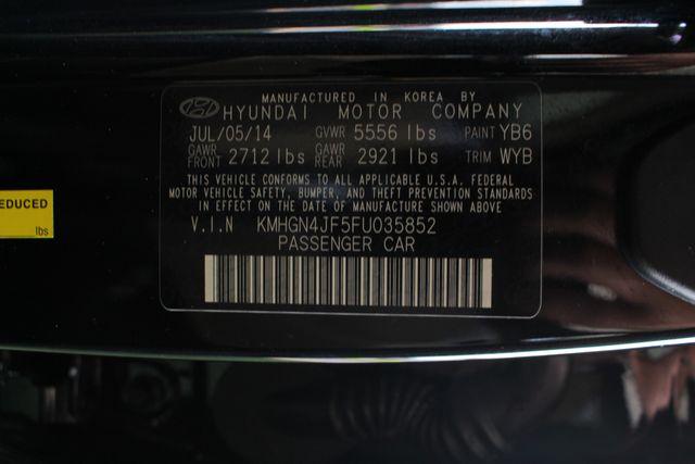 2015 Hyundai Genesis 5.0L RWD - NAV - DUAL SUNROOFS - SMART CRUISE! Mooresville , NC 54