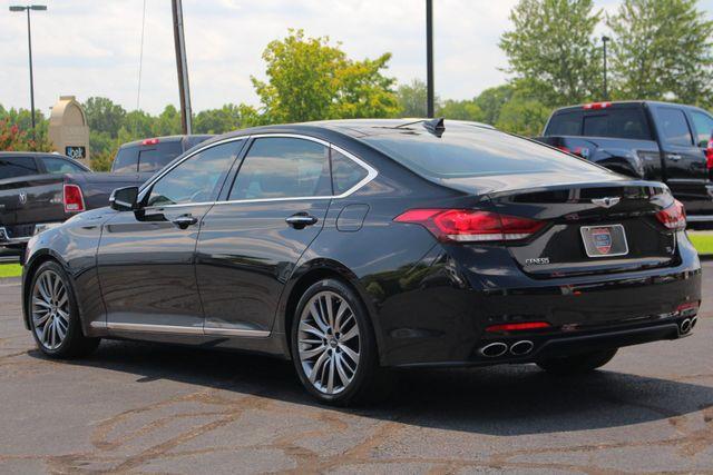 2015 Hyundai Genesis 5.0L RWD - NAV - DUAL SUNROOFS - SMART CRUISE! Mooresville , NC 25