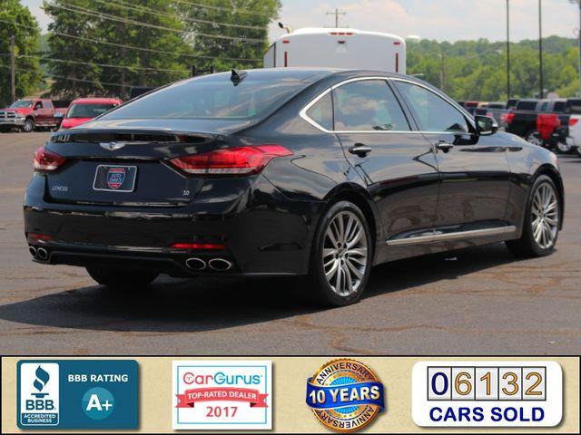 2015 Hyundai Genesis 5.0L RWD - NAV - DUAL SUNROOFS - SMART CRUISE! Mooresville , NC 2