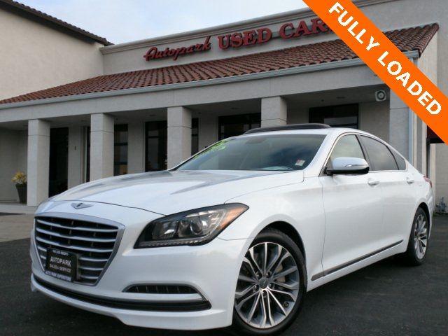 2015 Hyundai Genesis 3.8L | San Luis Obispo, CA | Auto Park Sales & Service in San Luis Obispo CA