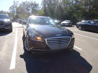 2015 Hyundai Genesis 3.8L PANORAMIC. NAVIGATION SEFFNER, Florida 9