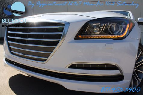 2015 Hyundai  Genesis   ALL WHEEL DRIVE-Low Miles-NAV- CAMERA-BLUETOOTH MUSIC! in Mansfield, TX