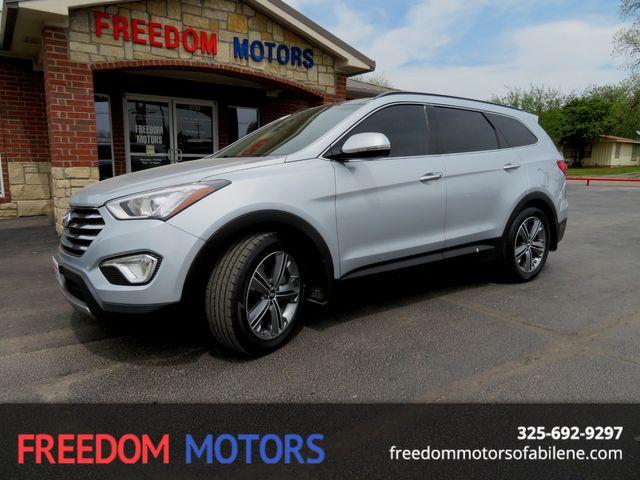 2015 Hyundai Santa Fe Limited XL Ultimate