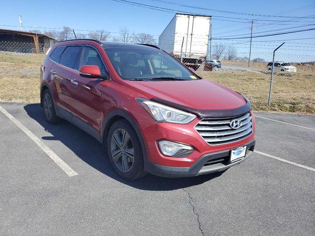 2015 Hyundai Santa Fe Limited in Harrisonburg, VA 22802