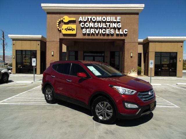 2015 Hyundai Santa Fe Sport in Bullhead City Arizona, 86442-6452