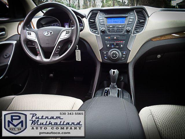 2015 Hyundai Santa Fe Sport Chico, CA 11