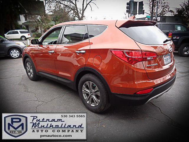 2015 Hyundai Santa Fe Sport Chico, CA 4