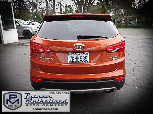 2015 Hyundai Santa Fe Sport Chico, CA 5