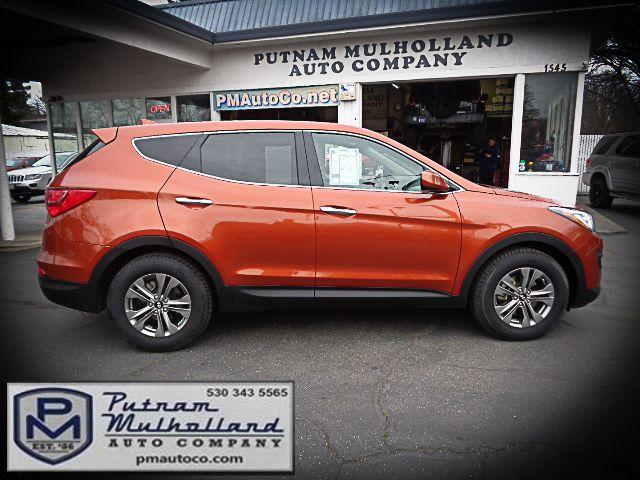 2015 Hyundai Santa Fe Sport Chico, CA 7