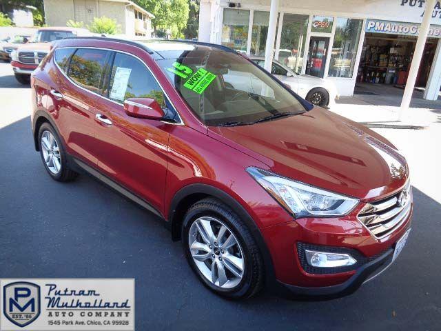 2015 Hyundai Santa Fe Sport in Chico, CA 95928