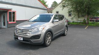 2015 Hyundai Santa Fe Sport 4d SUV FWD 2.4L in Coal Valley, IL 61240