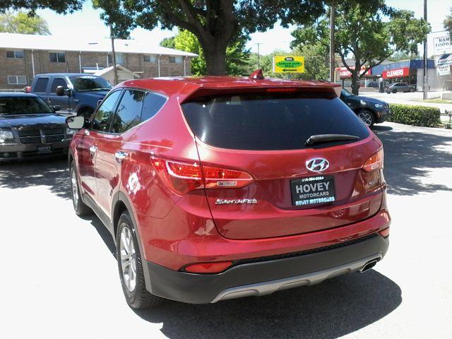2015 Hyundai Santa Fe Sport San Antonio, Texas 5