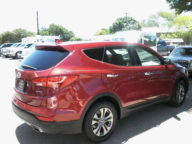 2015 Hyundai Santa Fe Sport San Antonio, Texas 7