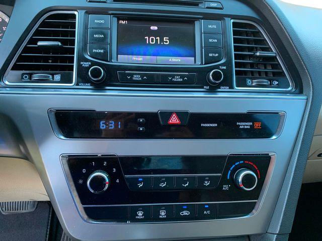 2015 Hyundai Sonata 2.4L SE 3 MONTH/3,000 MILE NATIONAL POWERTRAIN WARRANTY Mesa, Arizona 17