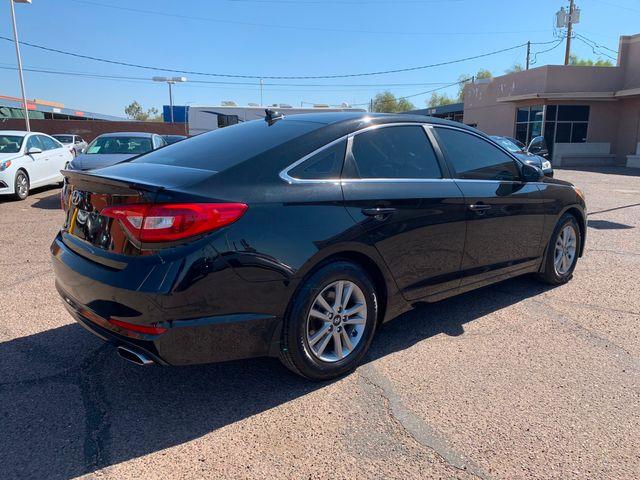 2015 Hyundai Sonata 2.4L SE 3 MONTH/3,000 MILE NATIONAL POWERTRAIN WARRANTY Mesa, Arizona 4