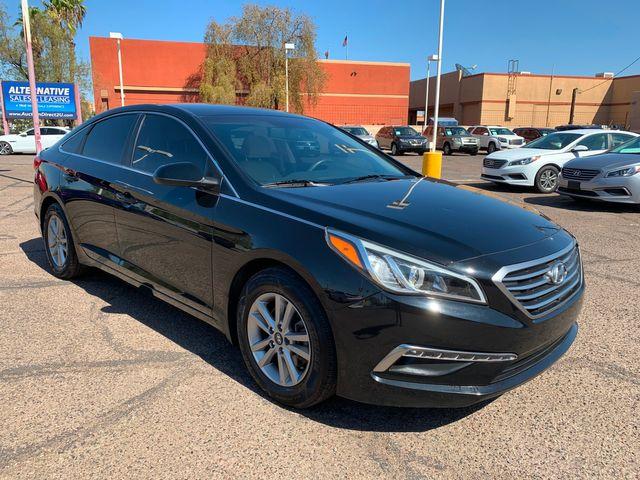 2015 Hyundai Sonata 2.4L SE 3 MONTH/3,000 MILE NATIONAL POWERTRAIN WARRANTY Mesa, Arizona 6