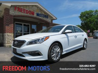 2015 Hyundai Sonata 2.4L Limited | Abilene, Texas | Freedom Motors  in Abilene,Tx Texas
