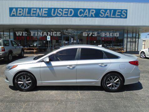 2015 Hyundai Sonata 2.4L SE in Abilene, TX